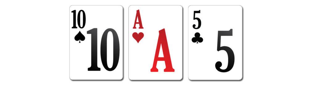 hold'em flop cards