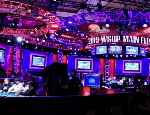 Dean Morrone Bags Day 4 World Series Of Poker Chip Lead