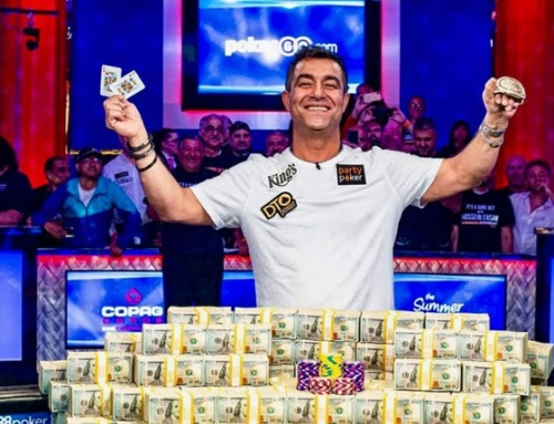 Hossein Ensan Wins World Series Of Poker Main Event Title