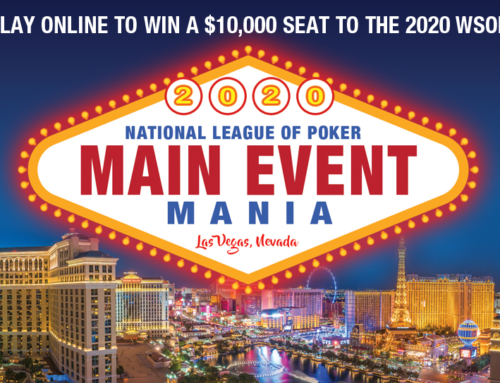Announcing the Main Event Mania Poker Series