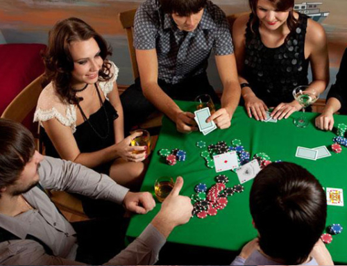 Playing Private Poker Tournaments with Friends on NLOP