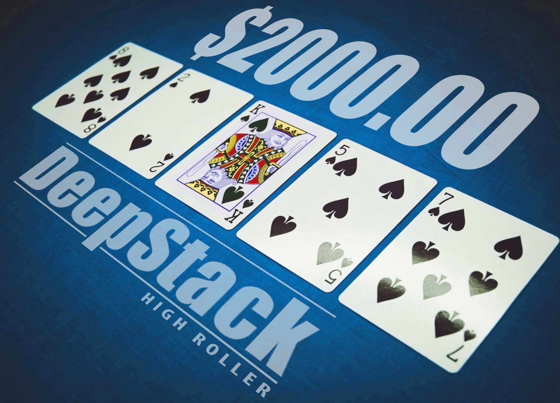 deep stack tournament