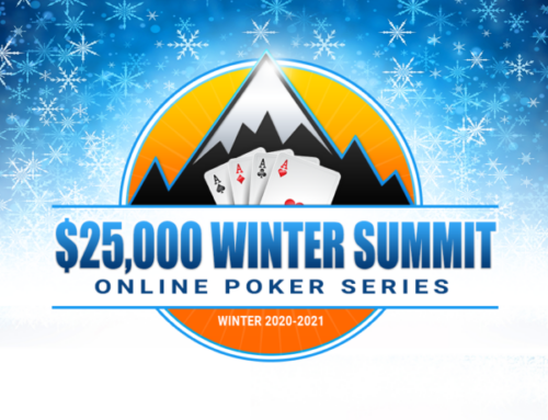 $25,000 Winter Summit Series is Here