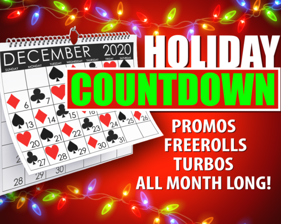 holiday countdown event