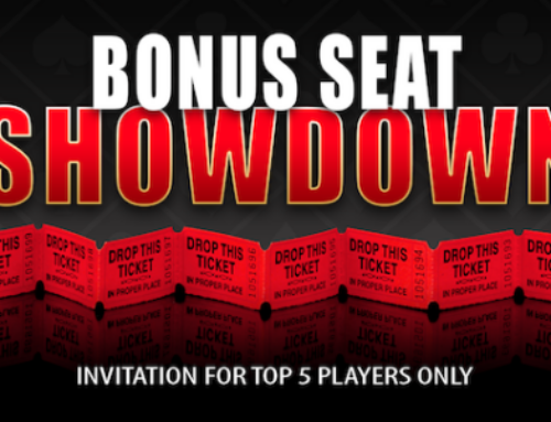 The Bonus Seat Showdown is Here!