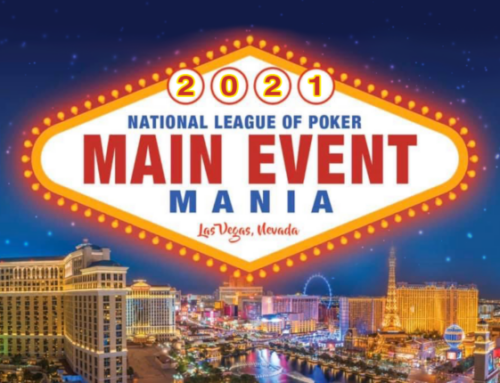 The Return of WSOP Main Event with NLOP!